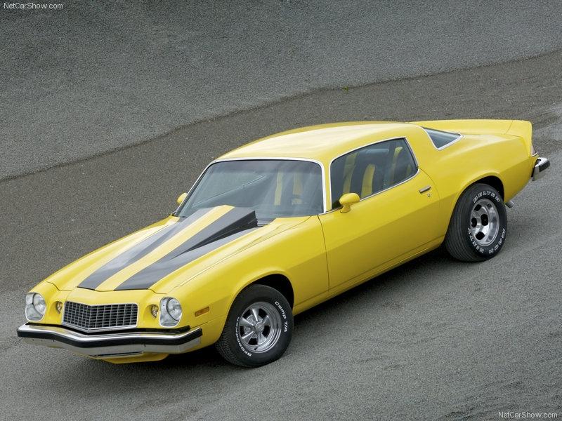 Chevrolet Camaro 1975