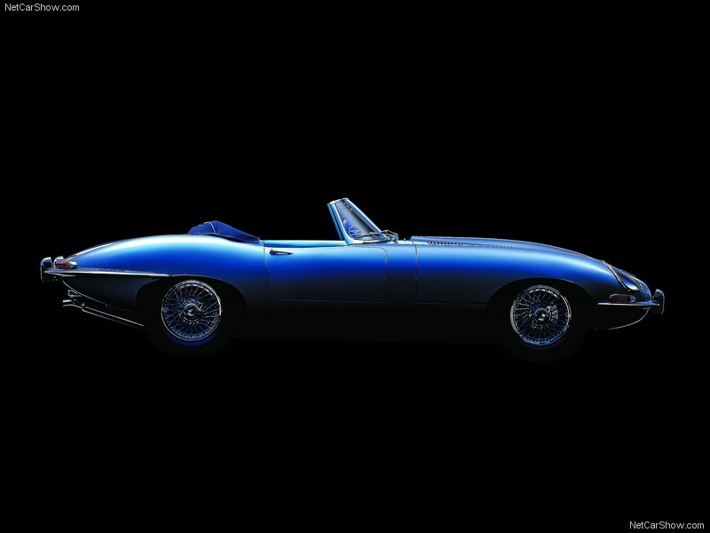 Jaguar E-Type (1971)